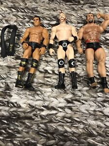 WWE BATTLE PACKS (SOME ARE TAG TEAMS)