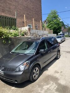 2008 Nissan Quest 2700 obo