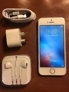 iPhone 5s 16GB White Unlocked Success Cockburn Area Preview