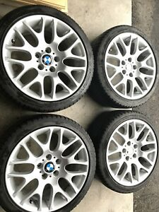 Bmw BBS staggered rims 18""