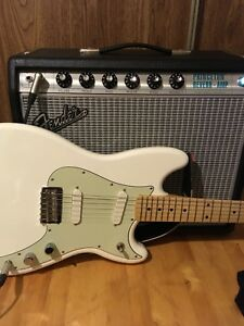 Fender Offset Duo Sonic Electric guitat