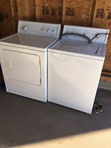 Washer and Dryer Great Conditon $150 OBO