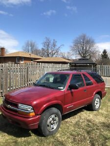 2005 Chevy Blazer 4x4