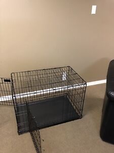 Small to medium sized dog crate