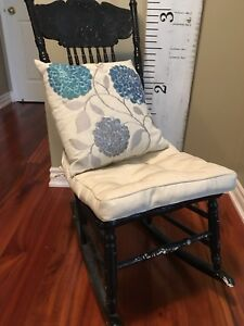 Shabby chic farm house rocker