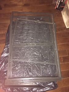 Chi mills cage need gone