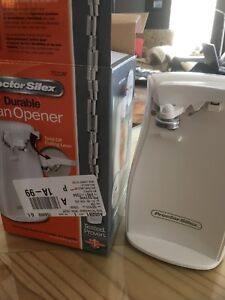 Electric can opener and knife sharpener