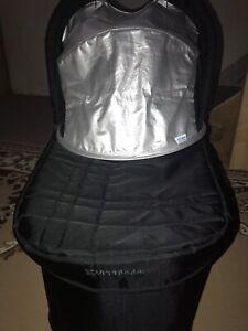 Uppa baby vista 2013 with bassinet