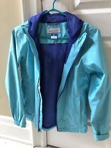Girl's Rain Jacket