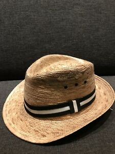 Kids straw sun hat