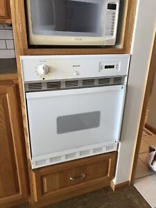 27 inch used wall oven