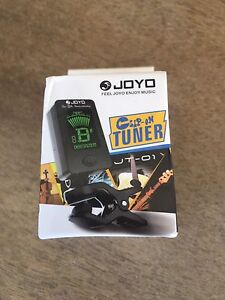 GUITAR TUNER-JOYO-MINI CLIP ON TUNER Mount Lawley Stirling Area Preview