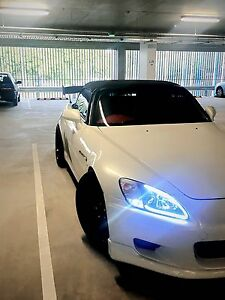 Honda S2000 AP1 Woolloongabba Brisbane South West Preview
