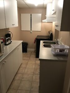 Basement apartment for rent in Niagara Falls,ON