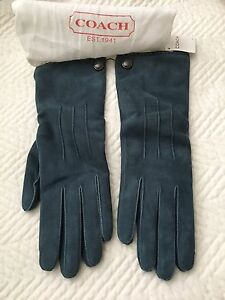 New Coach Gloves size 6 1/2