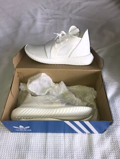 BRAND NEW ADIDAS WHITE TUBULARS Pacific Pines Gold Coast City Preview