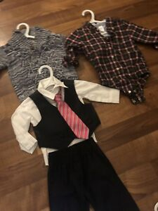 Baby's Boys Clothing Lot~Various Brand Names