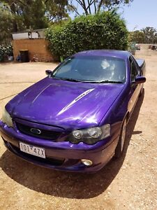Australia | Cars, Vans & Utes | Ute | Ford | Purple