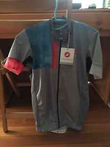 Castelli Rodeo Short Sleeve Cycling Jersey