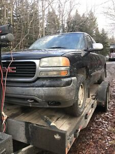 Parting out Chevy/gmc trucks 99-07