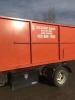 Discount Waste INC : Garbage Removal and Bin Rental