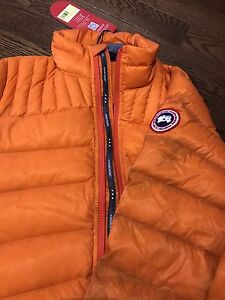Canada Goose Spring down Brookvale Jacket in Sz XS