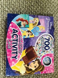 Brand new - Disney Princess Amazing activity case