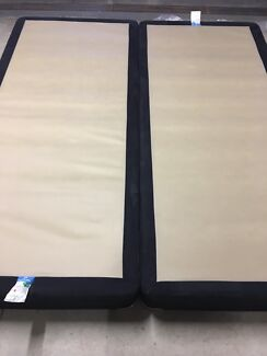 FREE DELIVERY KING SIZE MATTRESS AND BED BASE IN GOOD CONDITION