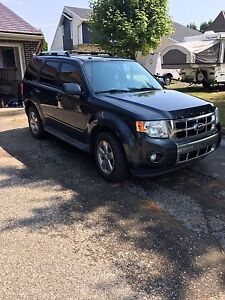Ford Escape, 2009 Awd, limited