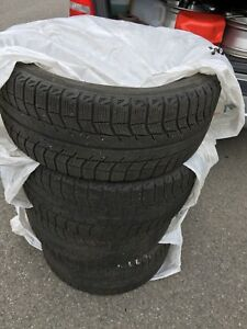 215/45r17 hiver/winter Michelin