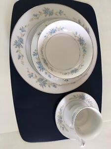 Dishes set for 16 +serving ware