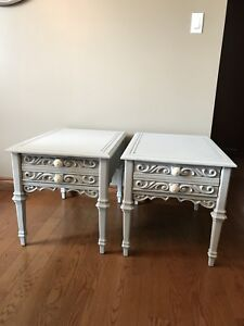 End/ Side tables