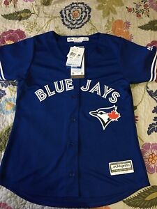Brand new Girls Blue Jays Jersey - Blue - Youth Size: Small
