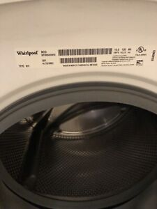 Broken washer for parts