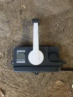 Yamaha 701 outboard remote with cable