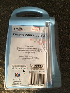 Deluxe cutter