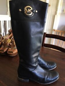 MICHAEL KORS BOOTS 71/2 and 8