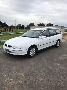 Commodore vx2 wagon low k's Vaucluse Eastern Suburbs Preview