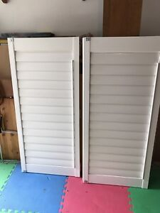 California shutters - 7 panels - mint condition..