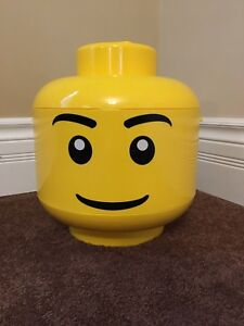 Giant Lego Head Sorter