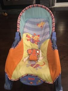 Infant baby toddler rocker chair