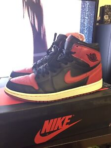 2013 Bred Air Jordan 1 sz 10.5