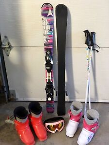 Ski package (youth)