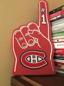 Montreal Canadiens Foam Finger Hockey