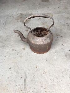 Cast Iron Kettle Grafton Clarence Valley Preview