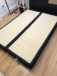 Queen box spring (split)