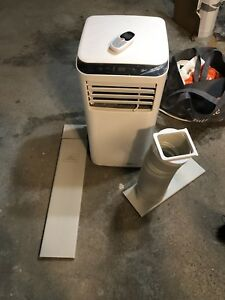 Uberhaus dehumidifier/ air conditioner 5000 btu