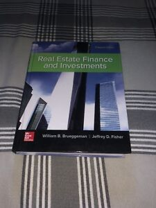 Real estate finance textbook