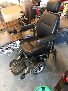 Trident electric wheal chair