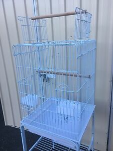BRAND NEW - OPEN ROOF cage $130 each Incl Trolley Helensvale Gold Coast North Preview